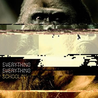 Everything Everything - Schoolin' 7 Inch Vinyl