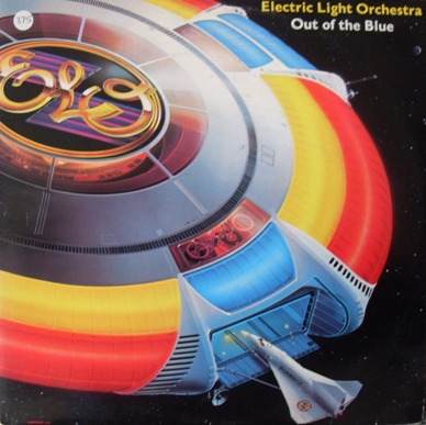Electric Light Orchestra - Out Of The Blue 12 inch vinyl