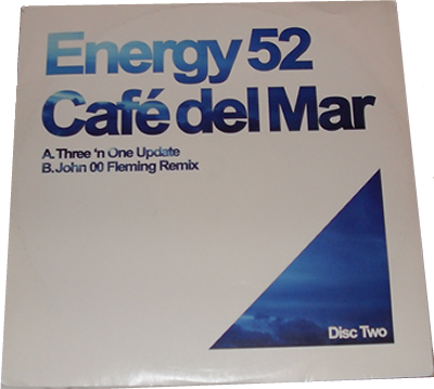 Energy 52 - Cafe Del Mar 12 inch vinyl