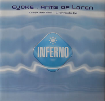 Evoke - Arms Of Loren 12 inch vinyl