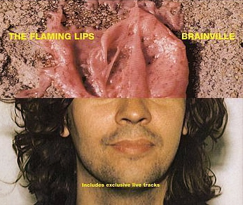 The Flaming Lips - Brainville 10 inch yellow vinyl