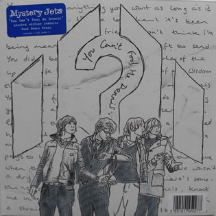 Mystery Jets - You Can't Fool Me Dennis 7 Inch Vinyl