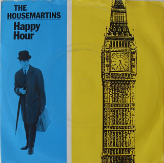 The Housemartins - Happy Hour 7 inch vinyl