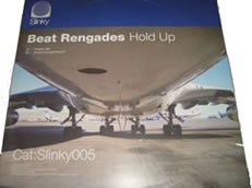 Beat Renegades - Hold Up 12 inch vinyl