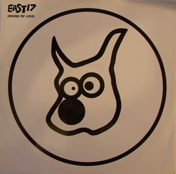 East 17 - House Of Love 12 inch vinyl