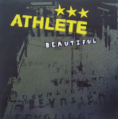 Athlete - Beautiful 7 inch vinyl