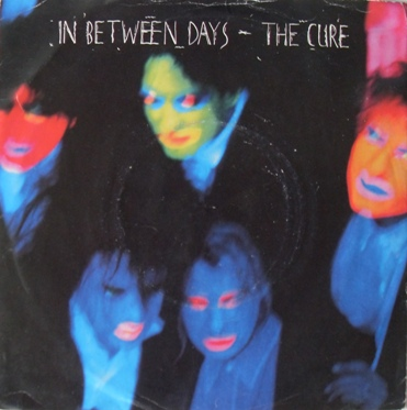 The Cure - In Between Days 7 Inch Vinyl