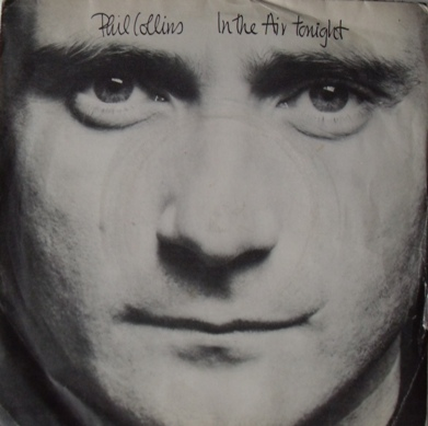 Phil Collins - In The Air Tonight 7 inch vinyl