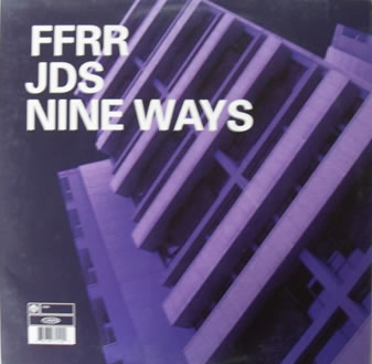 JDS - Nine Ways 12 Inch Vinyl