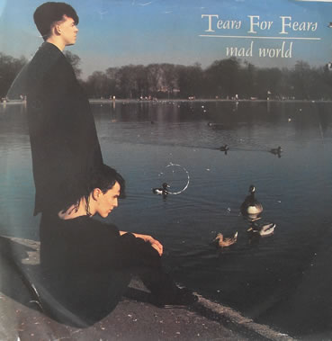 Tears For Fears - Mad World 7 inch vinyl