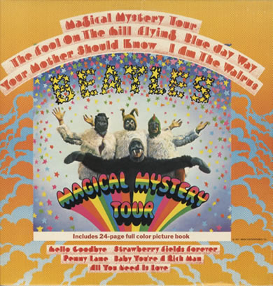The Beatles - Magical Mystery Tour 12 Inch Vinyl