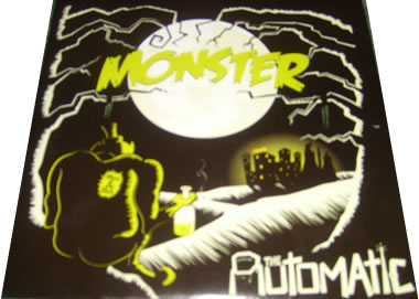 The Automatic - Monster 7 Inch Vinyl