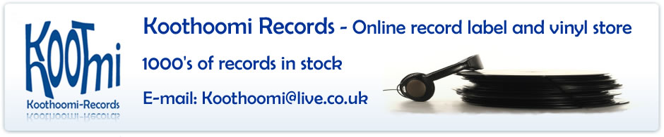 Koothoomi Records - Online Record Label and Vinyl Record Store