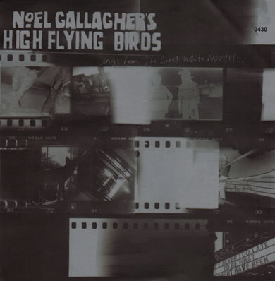 Noel Gallaghers High Flying Birds - Songs From The Great White North 12 Inch White Vinyl
