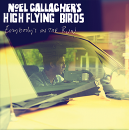 Noel Gallaghers High Flying Birds - Everybody's On The Run 12 Inch Vinyl