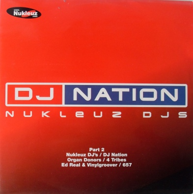 DJ Nation - Nukluez DJ's Part 2 12 inch vinyl