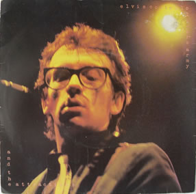 Elvis Costello and The Attractions - Oliver's Army 7 Inch Vinyl