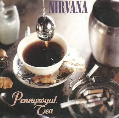 Nirvana - Pennyroyal Tea 7 Inch Vinyl