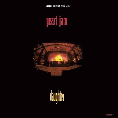 Pearl Jam - Daughter 7 Inch Vinyl