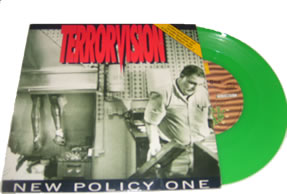 Terrorvision - New Policy One