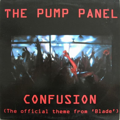 The Pump Panel - Confusion 12 inch vinyl