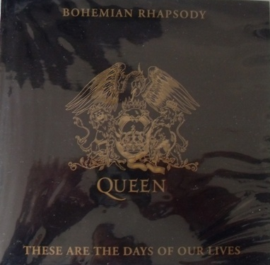 Queen - Bohemian Rhapsody (1991 Re Issue for aids) 7 inch vinyl