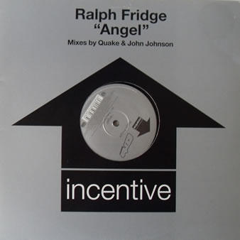 Ralph Fridge - Angel 12 inch vinyl