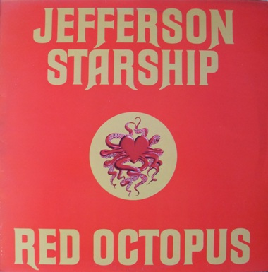 Jefferson Starship - Red Octopus 12 Inch Vinyl