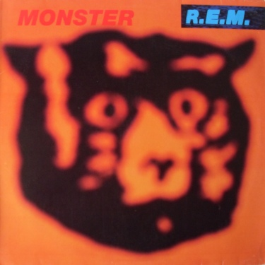 REM - Monster 12 Inch Vinyl