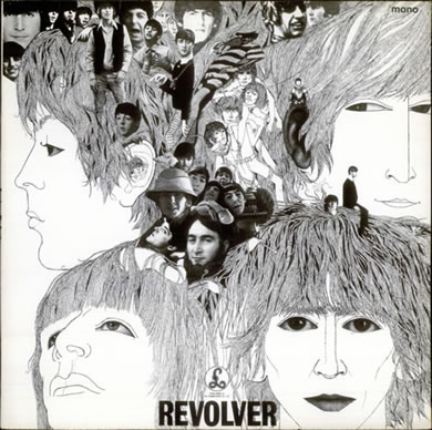 The Beatles - Revolver PMC 7009 MONO 12 inch vinyl
