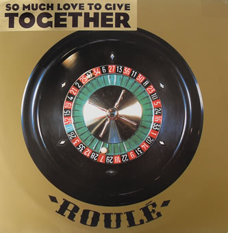 Together - So Much Love To Give 12 inch vinyl