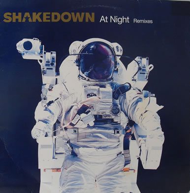 Shakedown - At Night 12 inch vinyl