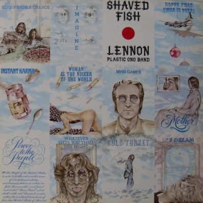John Lennon Records - Shaved Fish 12 Inch Vinyl