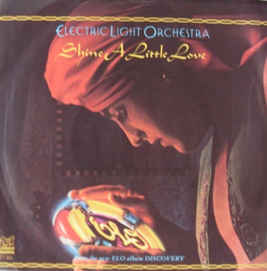 Electric Light Orchestra - Shine A Little Love 7 inch vinyl