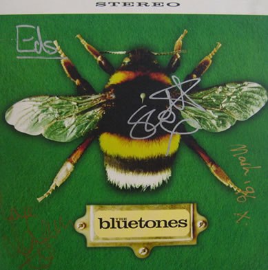 The Bluetones - Slight Return 7 Inch Signed Vinyl