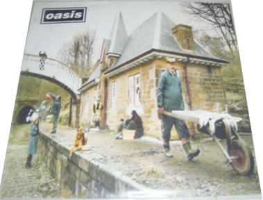 Oasis - Some Might Say 7 Inch Vinyl