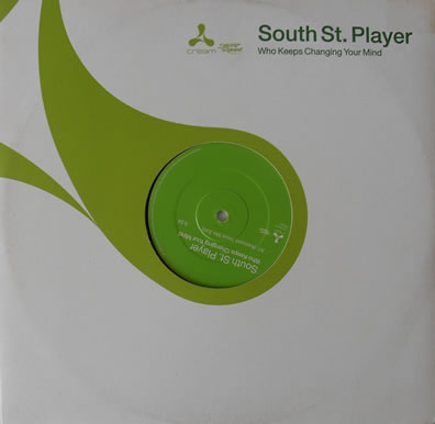 South St. Player - Who Keeps Changing Your Mind 12 inch vinyl