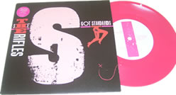 The Rifles - She's Got Standards - Pink 7 Inch Vinyl