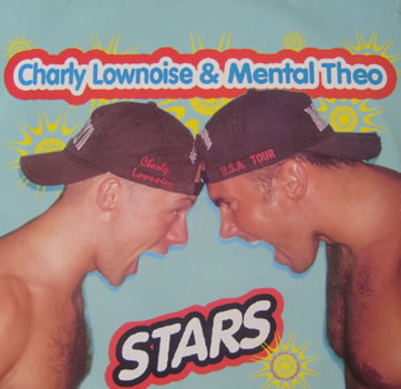 Charly Lownoise & Mental Theo - Stars 12 Inch Vinyl