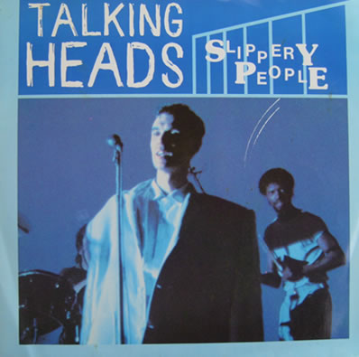 Talking Heads - Slippery People 12 Inch Vinyl