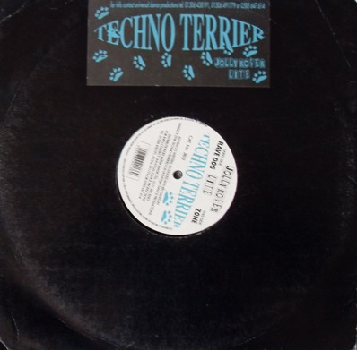 Techno Terrier - Zone 12 Inch Vinyl