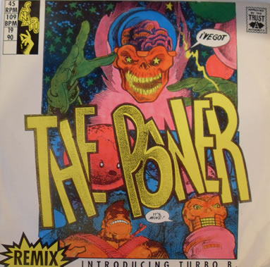Snap - The Power 12 inch vinyl