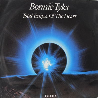 Bonnie Tyler - Total Eclipse Of The Heart 7 inch vinyl