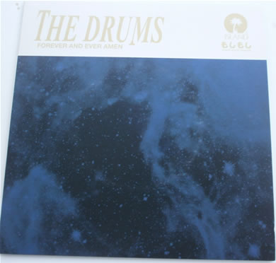 The Drums - Forever And Ever Amen / Instruct Me 7 Inch Vinyl