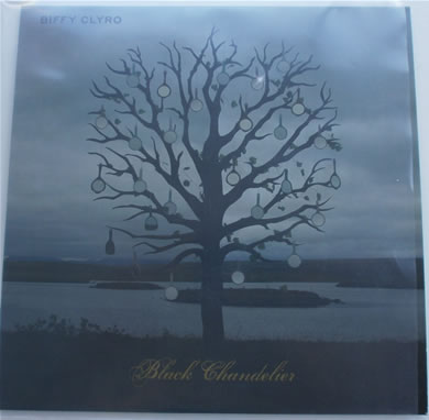 Biffy Clyro - Black Chandelier / Milky - original press 7 Inch Vinyl
