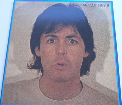Paul McCartney - II 1980 Gatefold 12 inch vinyl
