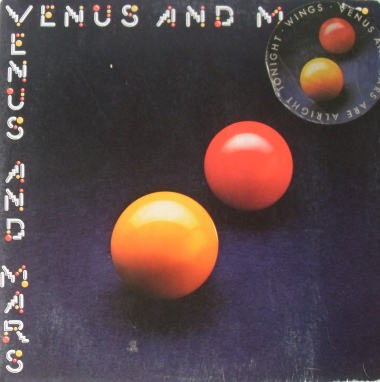 Wings - Venus And Mars 12 Inch Vinyl