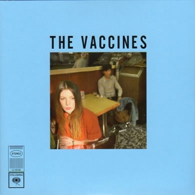The Vaccines - If You Wanna / Out Of The Way 7 Inch Vinyl