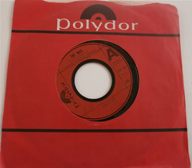 The Who - Substitute 1966 In A Boy / Pictures Of Lily 7 inch vinyl