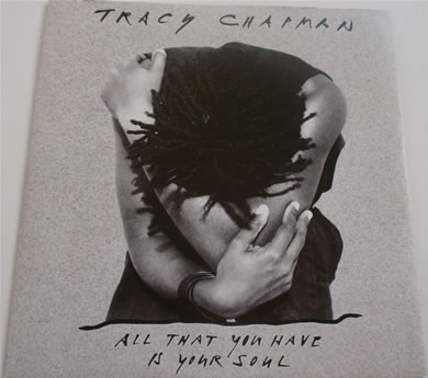 Tracy Chapman - All That You Have Is Your Soul / Subcity PROMO 7 inch vinyl